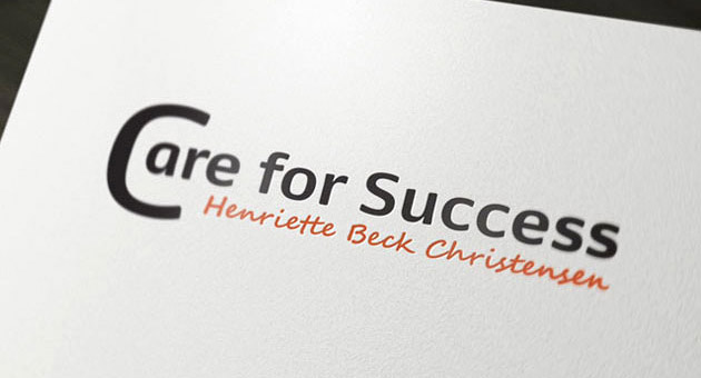 Logo Care for success